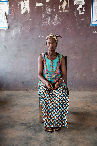 "<p>&nbsp;</p> <p align=""justify""><strong>EBOLA SURVIVORS. </strong>The small town of Golahun in Sierra Leone was heavily affected by the ebola virus. 160 out of a population of 1000 villagers died. 20 persons survived the ebola virus disease.&nbsp;An Ebola virus epidemic in Sierra Leone occurred in 2014, along with the neighbouring countries of Guinea and Liberia. While the outbreak might be over, its effects will persist for many years. In the small nation with a population of just 7 million many lost relatives and friends to the disease. And its economy which was growing rapidly before the outbreak was devastated.</p>"